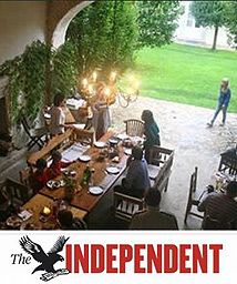 Sárffy ház - The Independent